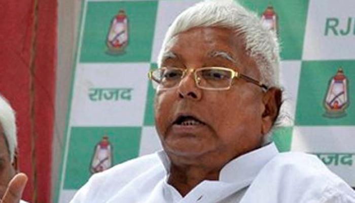 लालू ने शहाबुद्दीन का किया बचाव, बोले-नीतीश कुमार ही महागठबंधन के नेता हैं