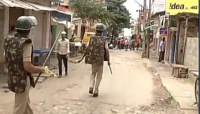 कावेरी जल विवाद: बेंगलुरू में हिंसा के बाद सामान्य स्थिति बहाल