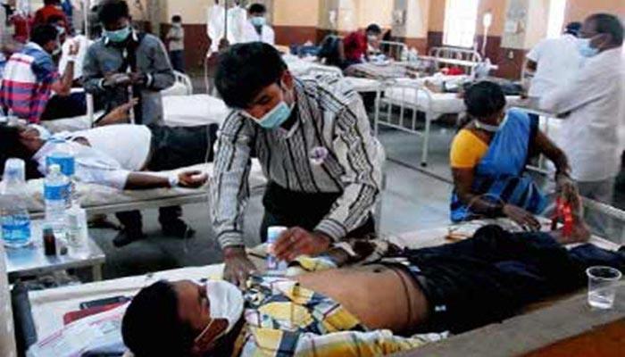 दिल्ली में चिकुनगुनिया से मौतों की संख्या 11 हुई, एम्स में डेंगू से पांच मरे
