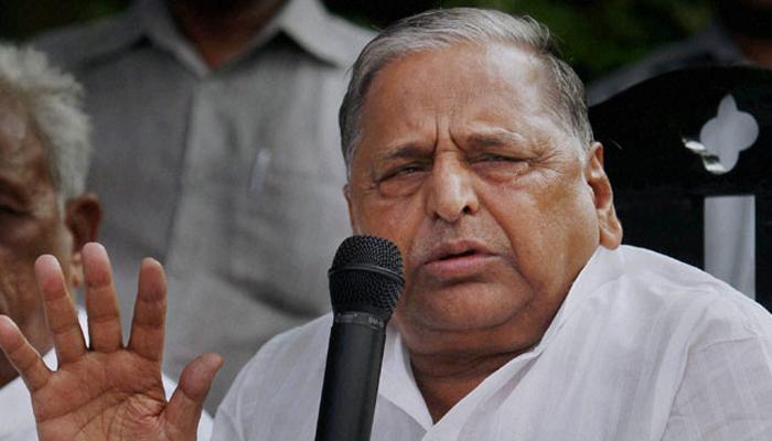 सपा प्रमुख मुलायम सिंह बोले- जल्द सब ठीक हो जाएगा, शिवपाल बने रहेंगे प्रदेश अध्यक्ष