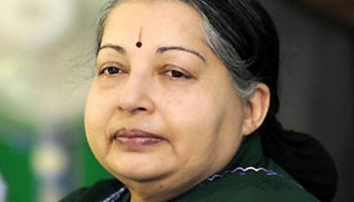 तमिलनाडु की मुख्यमंत्री जयललिता अस्पताल में भर्ती, हालत स्थिर