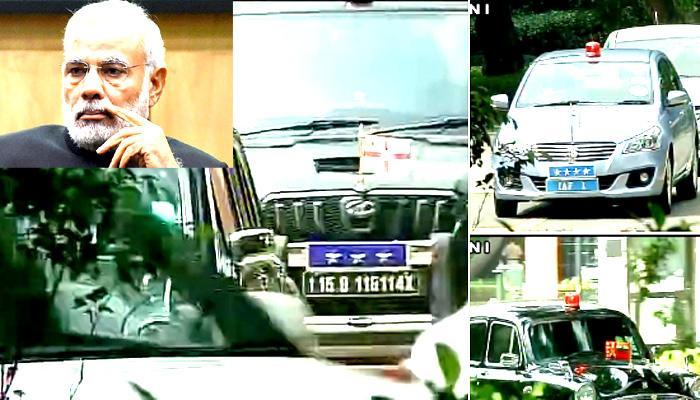 तीनों सेनाओं के प्रमुख मिले प्रधानमंत्री मोदी से, उरी आतंकी हमले की जवाबी कार्रवाई पर हुई चर्चा!