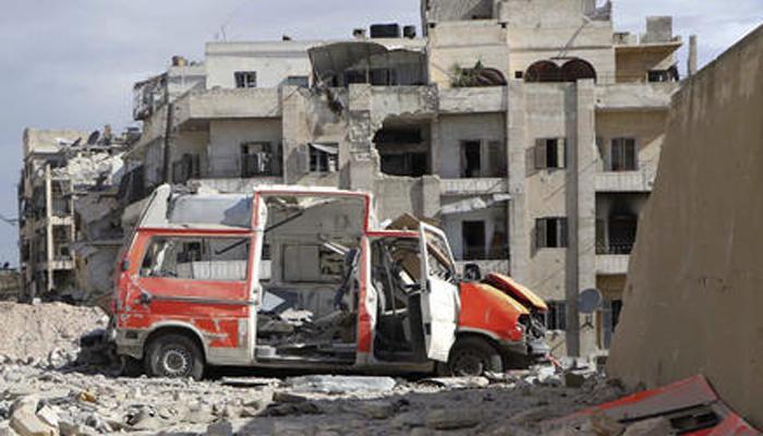 सीरिया के अलेप्पो में भीषण हवाई हमलों में 52 नागरिकों की मौत, पानी के लिए तरस रहे हैं 20 लाख लोग