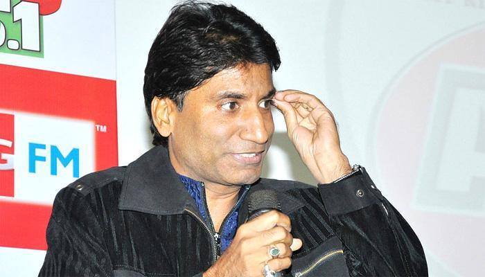 उरी हमले के विरोध में कॉमेडियन राजू श्रीवास्तव ने पाकिस्तान में कार्यक्रम किया रद्द