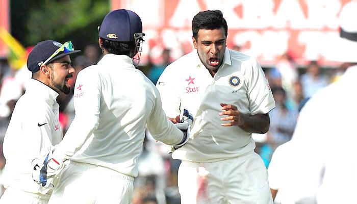 आफ स्पिनर रविचंद्रन अश्विन ने 37वें मैच में 200 विकेट लेकर रिकार्ड बनाया