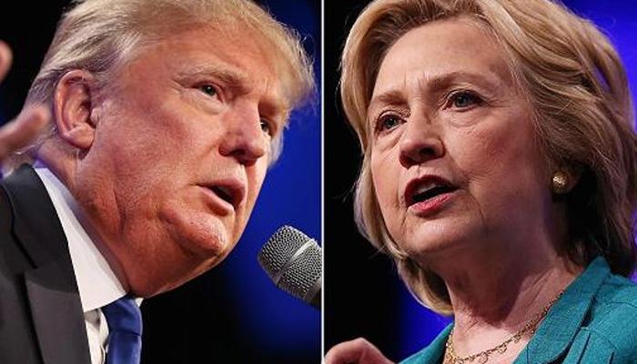 पहली बहस की पूर्व संध्या पर क्लिंटन, ट्रम्प के बीच कड़ी टक्कर का अनुमान