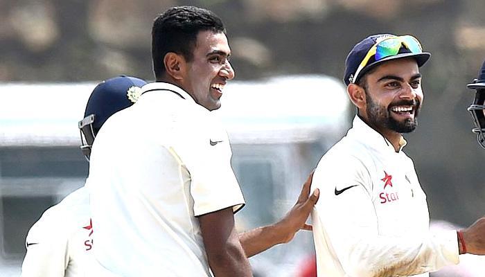 विराट कोहली ने आर अश्विन को सराहा कहा, 'अश्विन हैं अनमोल क्रिकेटर'