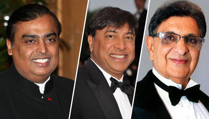 फोर्ब्स: भारत के शीर्ष 10 सबसे अमीर शख्स-2016