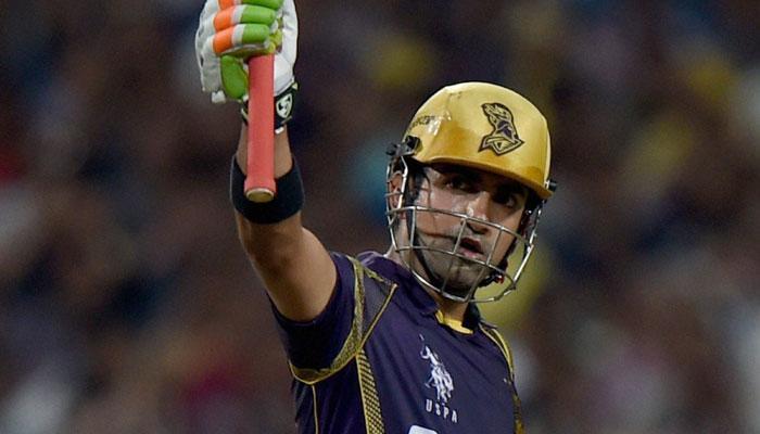गौतम गंभीर की दो साल बाद भारतीय टेस्ट टीम में वापसी