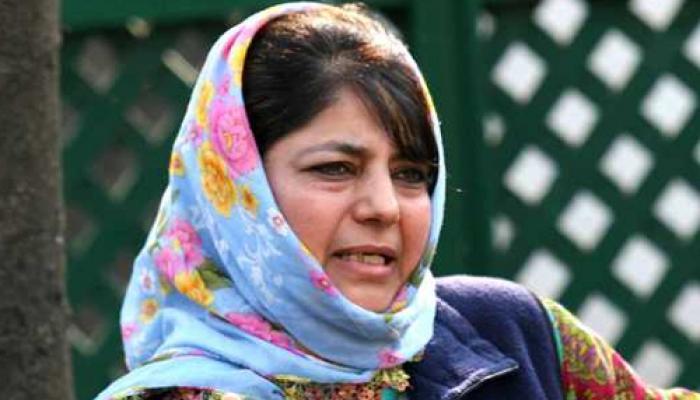 महबूबा ने सार्क बायकॉट के PM मोदी के निर्णय को सही ठहराया