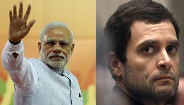 पहली बार PM को राहुल गांधी ने खूब सराहा, बोले- मोदी ने ढ़ाई साल में पहली बार एक प्रधानमंत्री की तरह कार्रवाई की