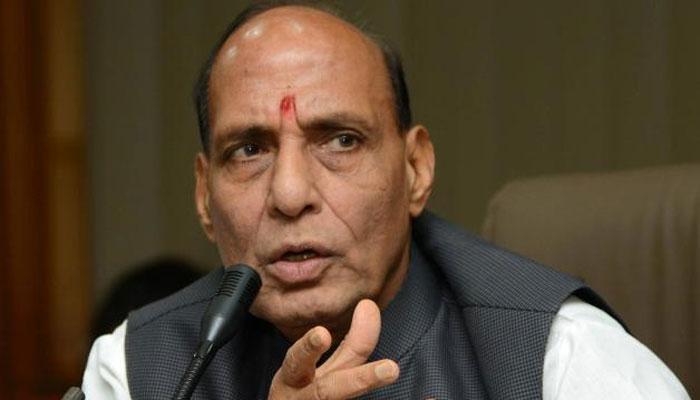 राजनाथ ने भारत-पाक सीमा की सुरक्षा स्थिति का जायजा लिया