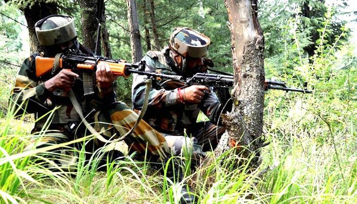 पाकिस्तान ने जम्मू्-कश्मीर के अखनूर जिले में फिर किया संघर्ष विराम का उल्लंघन