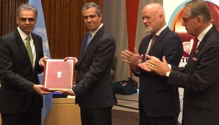 ऐतिहासिक जलवायु समझौते को भारत ने दी मंजूरी, संयुक्त राष्ट्र में अनुमोदन के दस्तावेज सौंपे