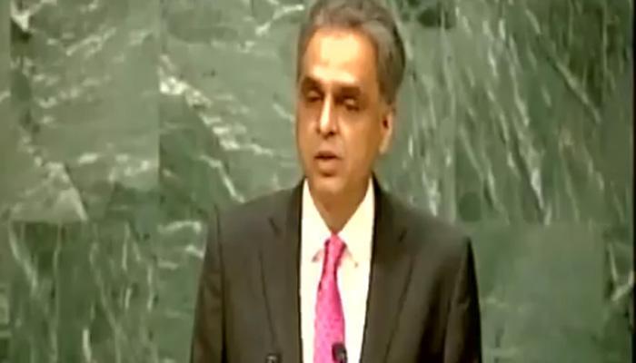 UN में Pak को भारत ने दिया करारा जवाब- 'पाकिस्तान के पुराने रवैये का समय अब पूरा हो चुका है'