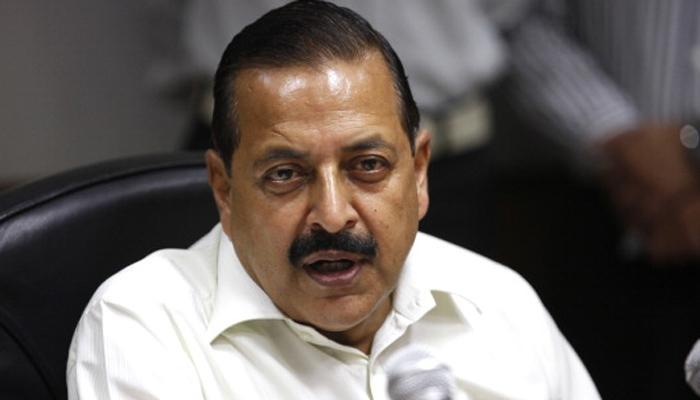 नेता आतंकवादी को आतंकी नहीं कह सकते, लेकिन सेना को निशाना बना सकते हैं: जितेन्द्र सिंह