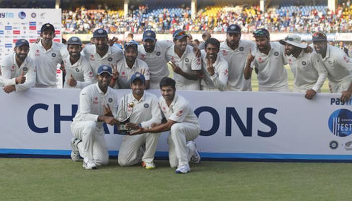फिर छाए अश्विन, भारत ने न्यूजीलैंड का किया सूपड़ा साफ, 3-0 से जीती सीरीज