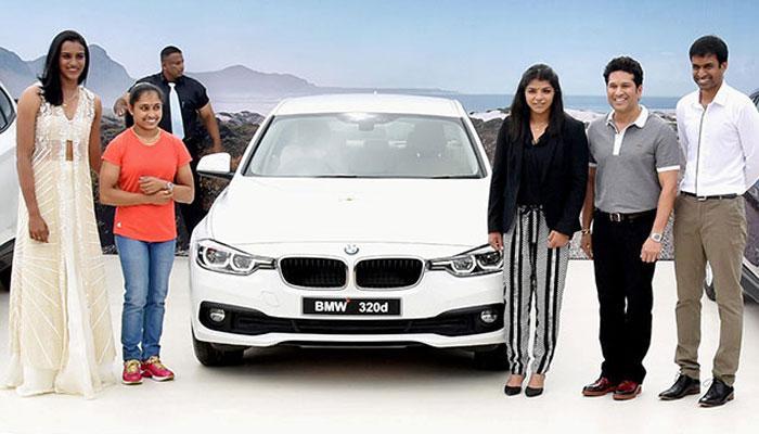 तोहफे में मिली BMW कार सचिन तेंदुलकर को लौटाएंगी दीपा कर्माकर! जानिए क्यों?