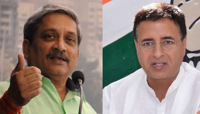 पर्रिकर ने PM मोदी को दिया सर्जिकल स्ट्राइक की बड़ा श्रेय, विपक्ष का हमला