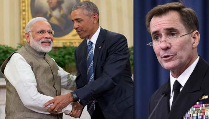 सर्जिकल स्ट्राइक पर भारत के समर्थन में अमेरिका, आतंकवाद पर पाकिस्तान को कड़ी फटकार