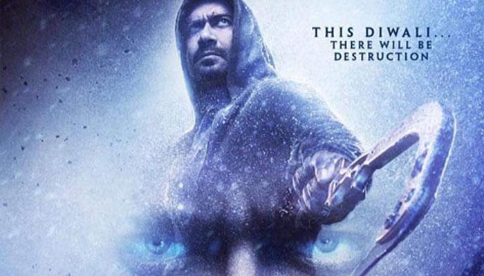 अजय देवगन की फिल्म शिवाय की तस्वीरें