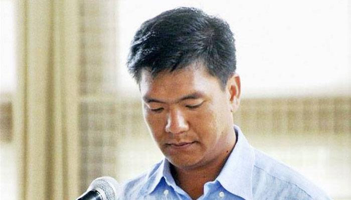 अरुणाचल सरकार का हिस्सा बनी BJP, खांडू कैबिनेट में शामिल हुए तामियो तागा