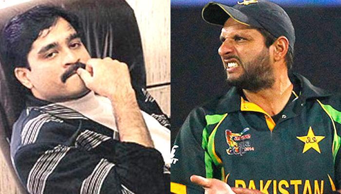 अंडर वर्ल्ड डॉन दाऊद इब्राहिम ने पाकिस्तानी क्रिकेटर शाहिद अफरीदी को दी धमकी!