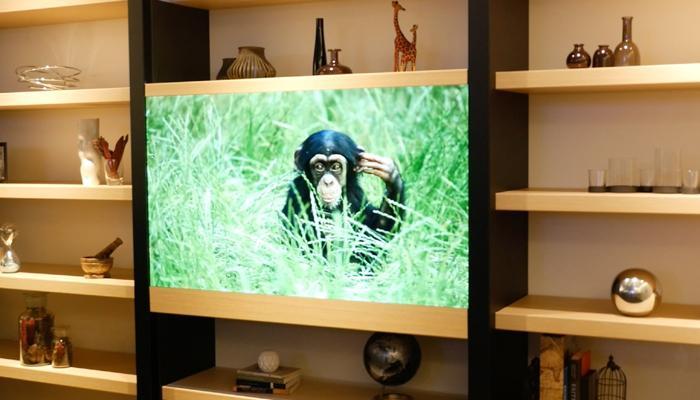 पैनासोनिक ने विकसित किया 'अदृश्य' टीवी, फर्नीचर के शीशे में हो जाएगा फिट