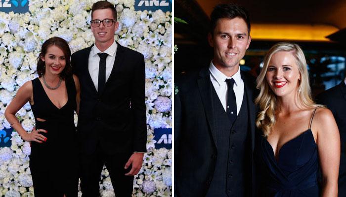 न्यूजीलैंड के क्रिकेटर की पत्नियां और गर्लफ्रेंड