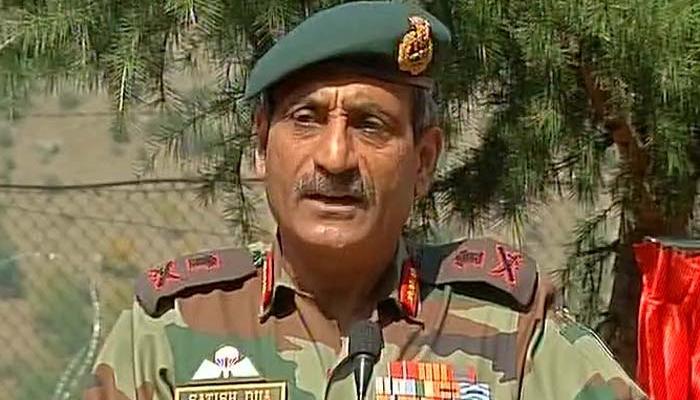 LoC के पार से किसी भी दुस्साहस से निबटने के लिए तैयार: भारतीय सेना