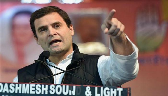 राहुल गांधी पर बोला था हमला, नप गए विधायक