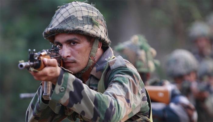 पाकिस्तानी सेना ने फिर किया सीजफायर का उल्लंघन, LoC पर की गोलीबारी
