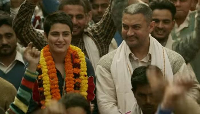 'दंगल' का ट्रेलर रिलीज: आमिर खान का दमदार तेवर, धोबी पछाड़ और जबरस्त एक्शन की भरमार