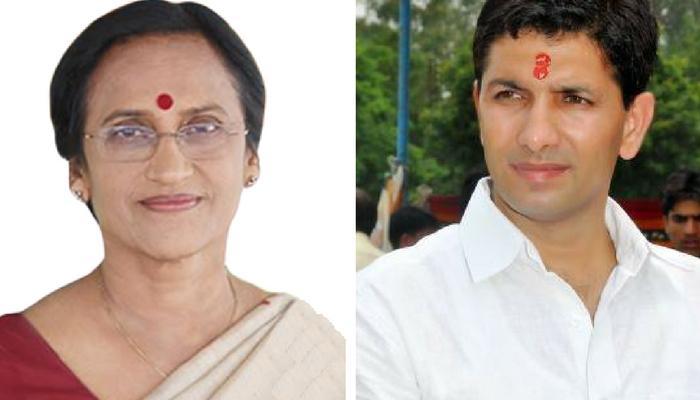 कांग्रेस से जाते ही 'कूड़ा' हो गईं रीता बहुगुणा!