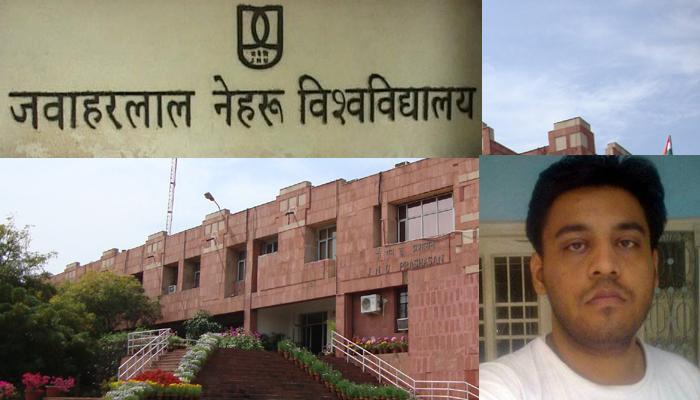 जेएनयू छात्र गुमशुदगी मामला: 'बंधक' प्रकरण खत्म होने के बाद आज गृह मंत्रालय के बाहर प्रदर्शन करेंगे छात्र