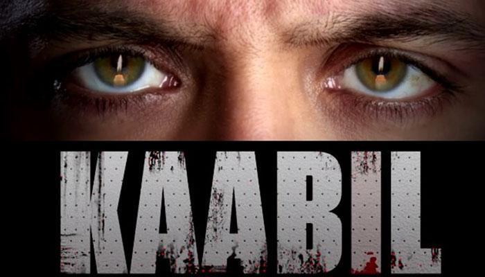 'काबिल' का टीजर रिलीज, ऋतिक 'गायब', सुनाई देगी सिर्फ आवाज