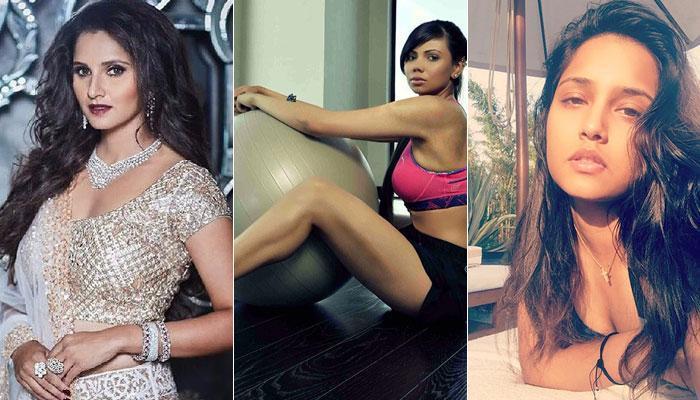 10 खूबसूरत महिला खिलाड़ी जो बॉलीवुड का कर सकती हैं रुख!