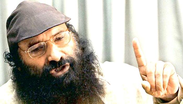 हिज्बुल मुजाहिदीन प्रमुख सैयद सलाहुद्दीन ने कश्मीर मुद्दे पर पाकिस्तान की सेना से मदद मांगी