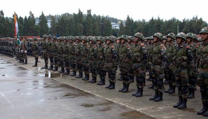 भारतीय सेना के साथ लद्दाख में संयुक्त सैन्य अभ्यास तीसरे देश के विरूद्ध लक्षित नहीं: चीन