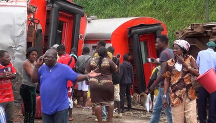 कैमरून में ट्रेन पटरी से उतरी, 53 लोगों की मौत: सरकारी रेडियो