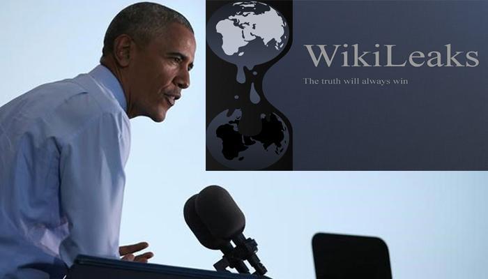 विकिलीक्स का नया धमाका, ओबामा के निजी ई-मेल को किया सार्वजनिक