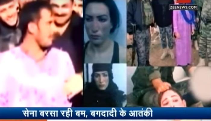 बेगम के लिबास में बगदादी के 'नामर्द', मौत के डर ने आईएसआईएस के आतंकियों को 'औरत' बना दिया