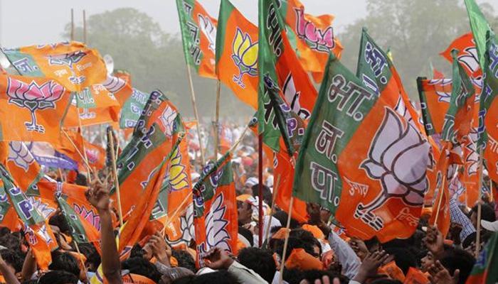 स्थानीय निकाय चुनाव में शिवसेना के साथ गठबंधन के पक्ष में भाजपा
