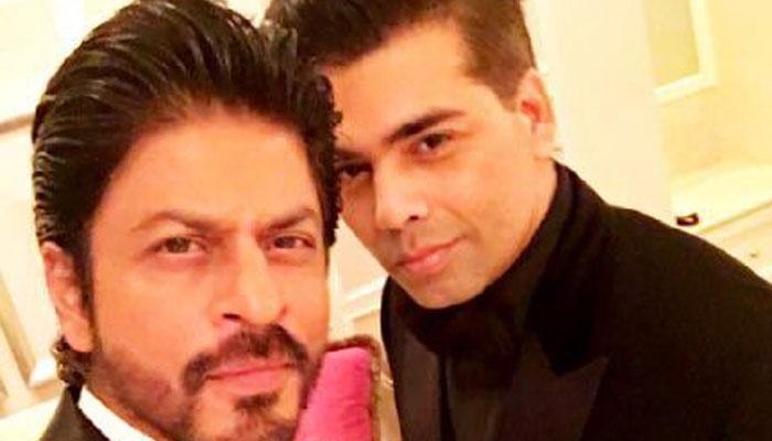 शाहरुख और मेरे बीच प्राकृतिक रिश्ता और जुड़ाव है: करन जौहर