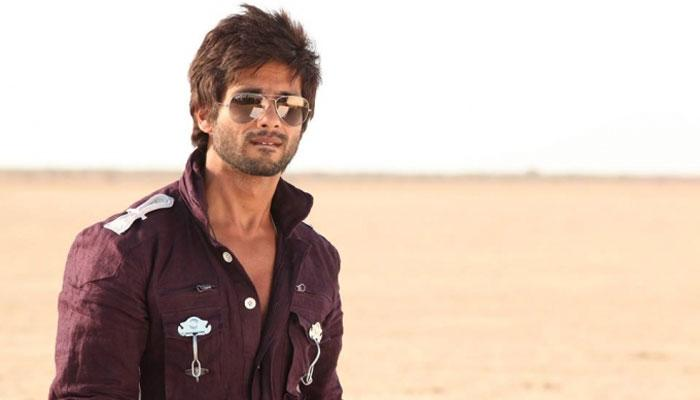 'पद्मावती' को दो नायकों की फिल्म कहना सही नहीं : शाहिद कपूर