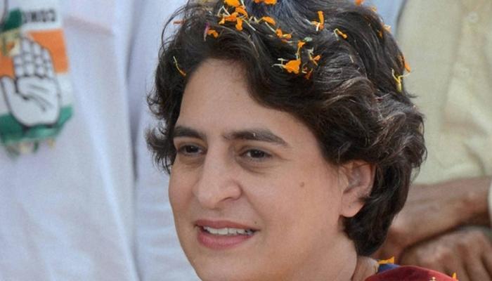 उत्तर प्रदेश चुनाव प्रचार में प्रियंका गांधी को बड़ी भूमिका देने की तैयारी में कांग्रेस