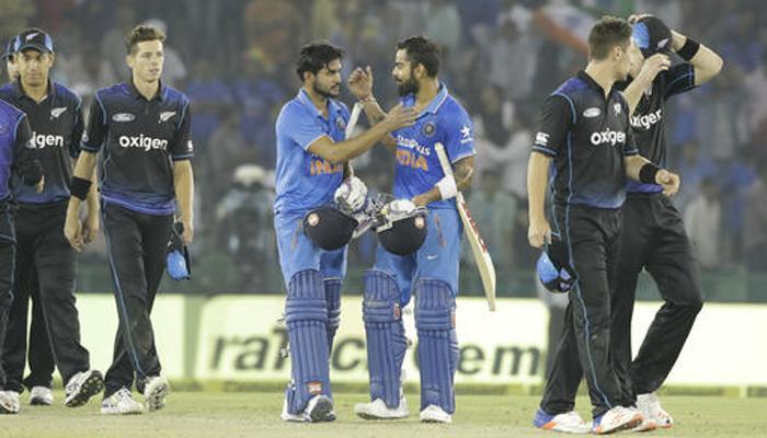 अंतिम दो वनडे के लिए टीम इंडिया में कोई बदलाव नहीं, रैना को नहीं मिली जगह