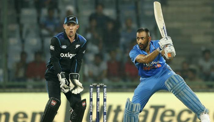 भारत-न्यूजीलैंड चौथा वनडे: घरेलू मैदान पर सीरीज जीतने के इरादे से उतरेंगे धोनी