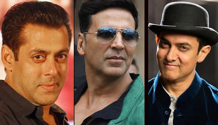 आमिर, सलमान और अक्षय ने दिवाली पर भारतीय सैनिकों को शुभकामनाएं दीं