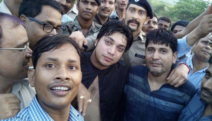 पटना एयरपोर्ट से अगवा मार्बल कारोबारी के दो बेटे लखीसराय से बरामद, अपहरणकर्ता गिरफ्तार